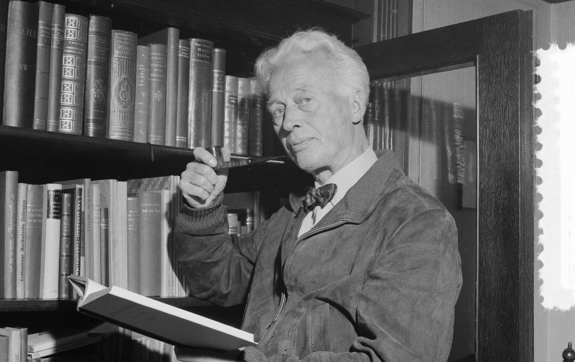 Willem Gehrels. Foto Herbert Behrens/ANEFO; Nationaal Archief