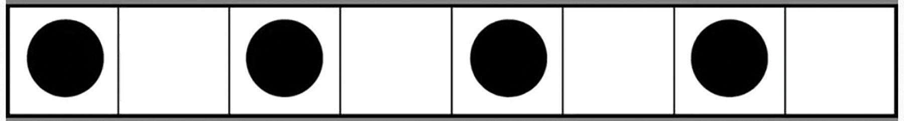 Meespeelpartituur afbeelding drumritme 2