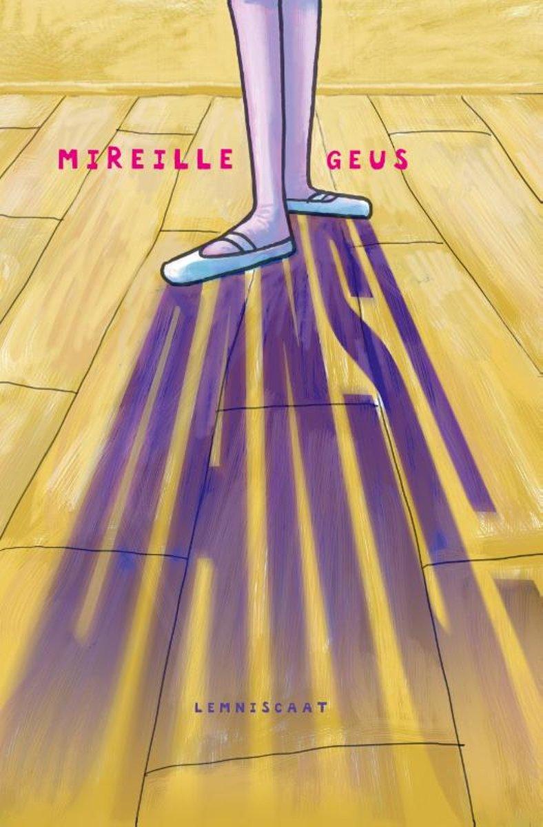 cover van het boek Dans, van Mireille Geus
