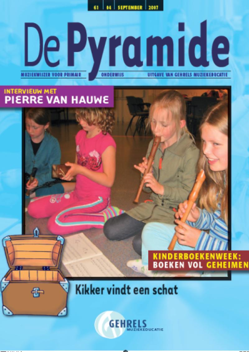 cover van De Pyramide, 61-04, september 2007