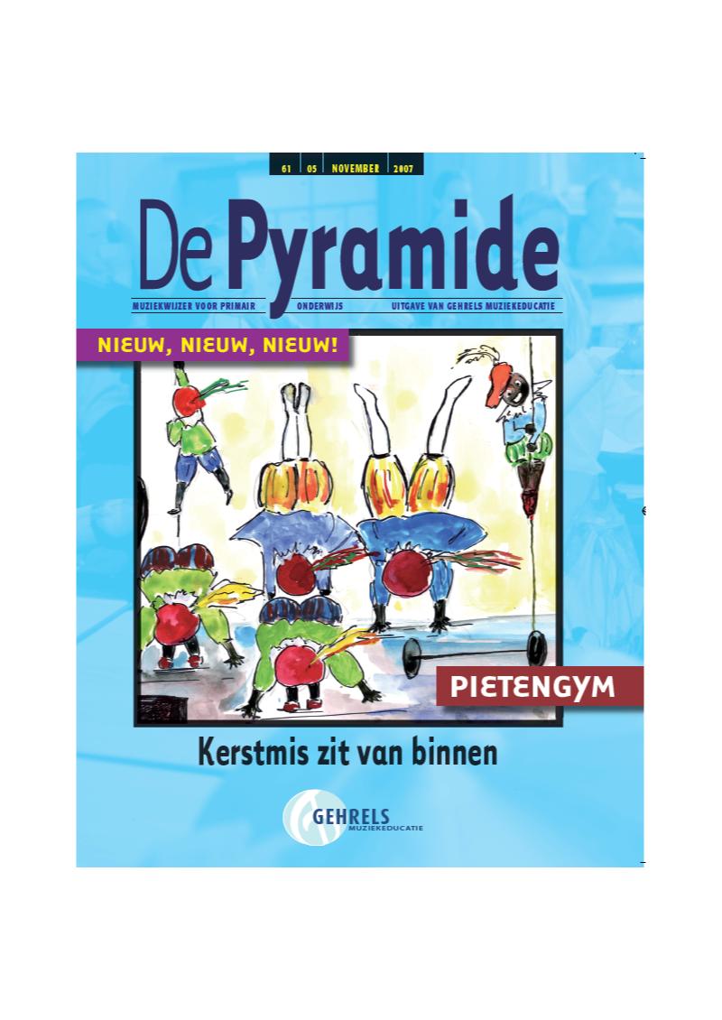 cover van De Pyramide, afl. 57-03, mei 2003