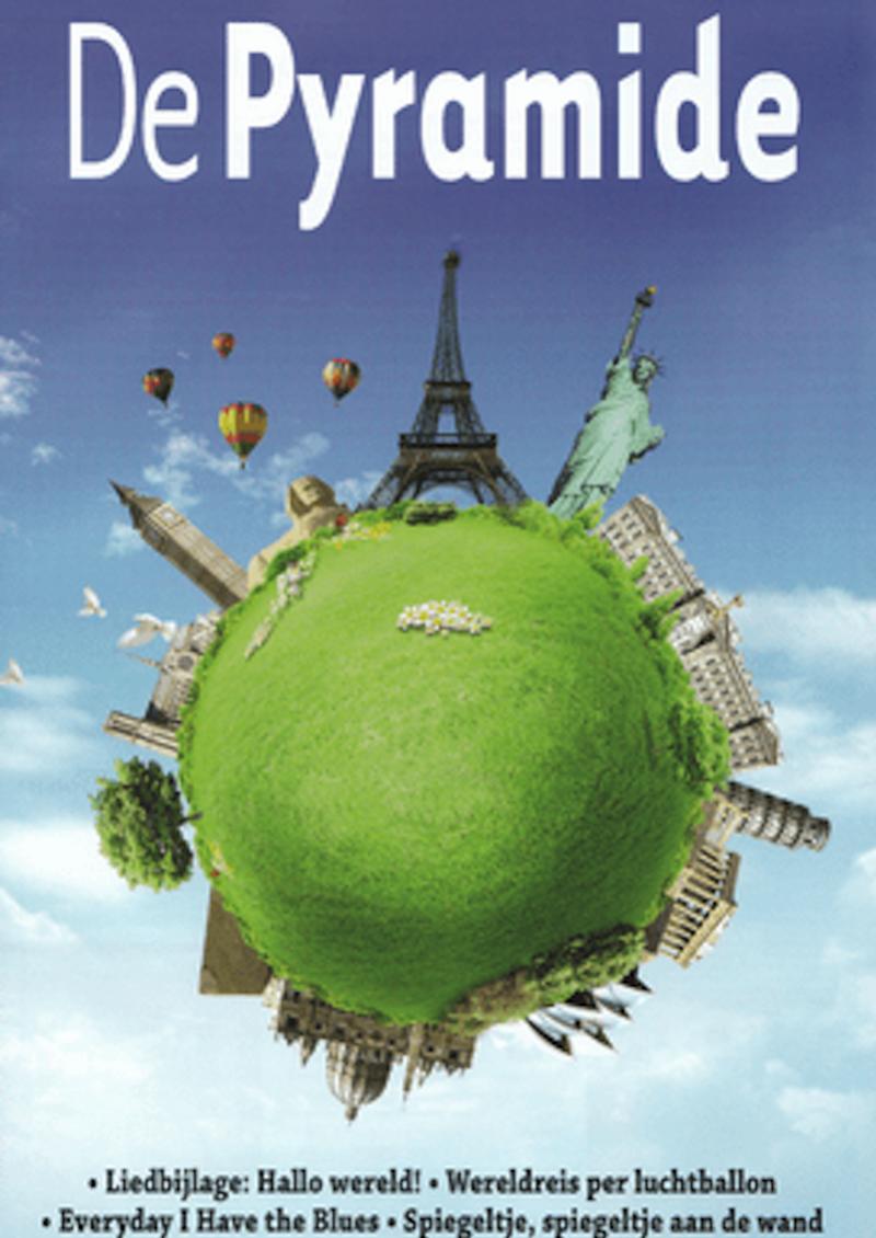 Cover De Pyramide september 2012