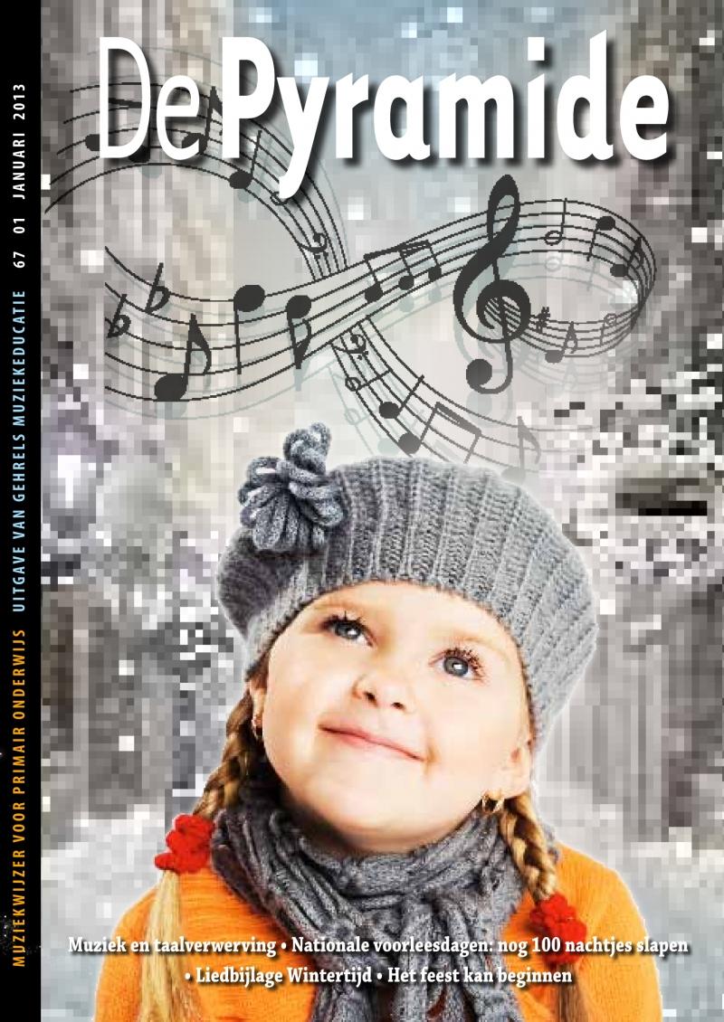 De Pyramide cover januari 2013