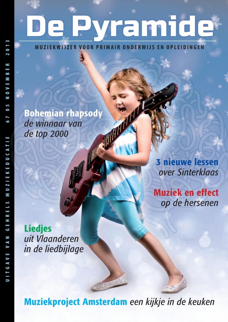 Cover De Pyramide november 2015