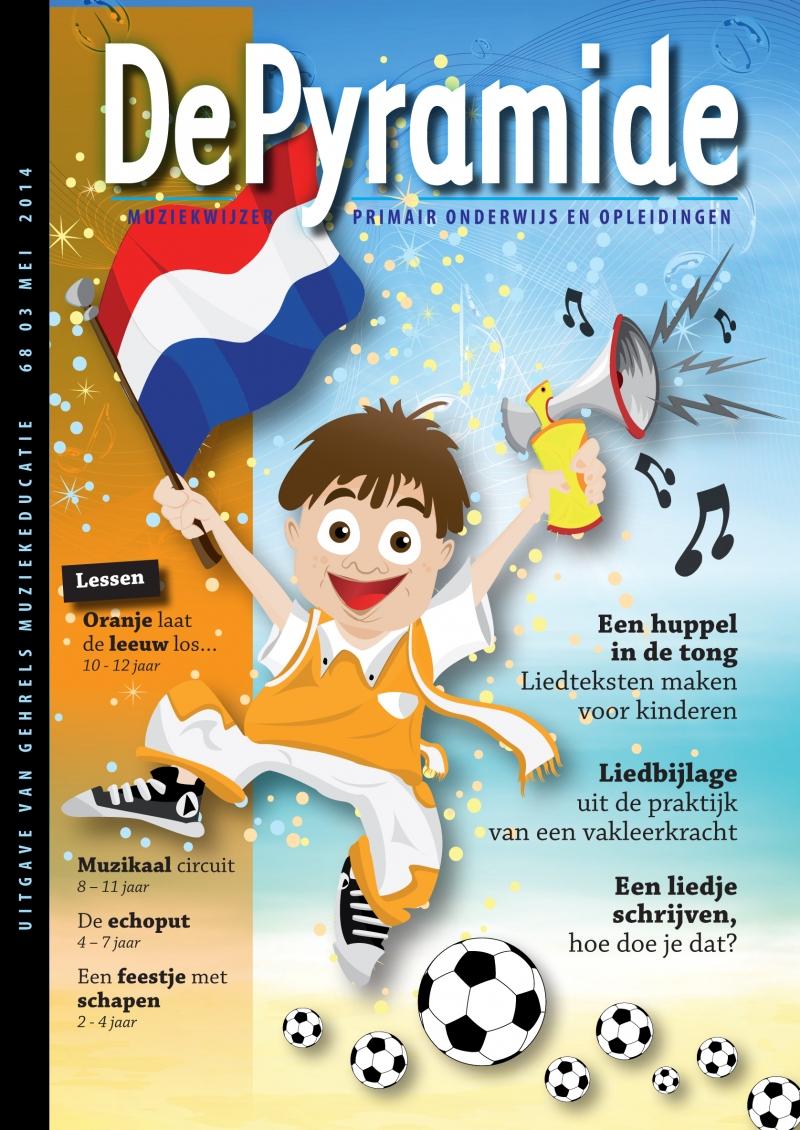 Cover De Pyramide mei 2014