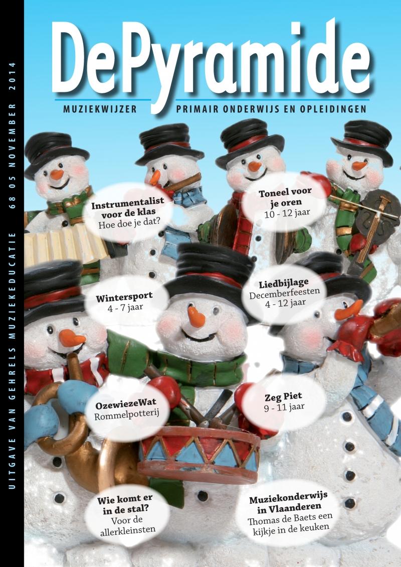 Cover De Pyramide november 2014