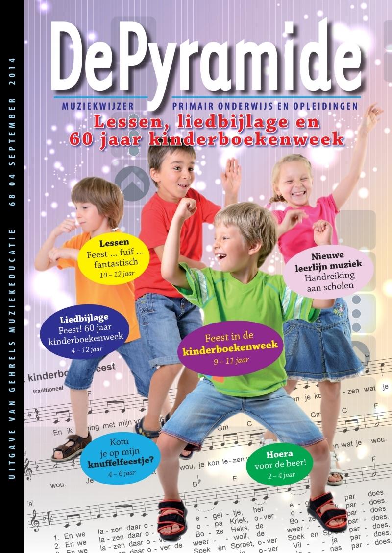 Cover De Pyramide september 2014