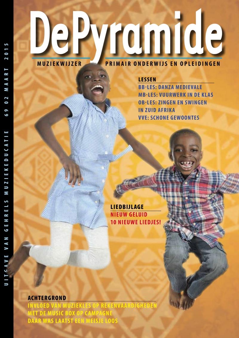 Cover De Pyramide maart 2015