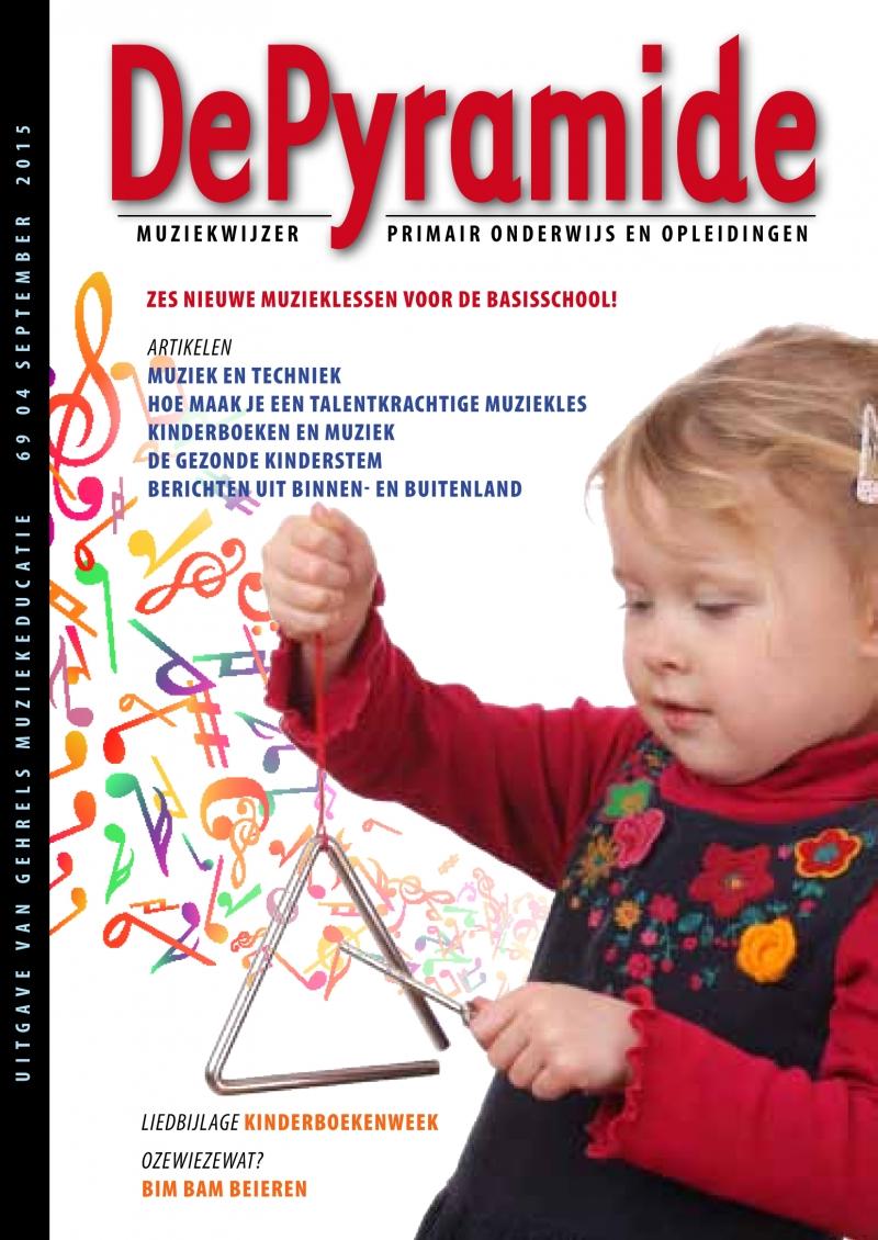 Cover De Pyramide september 2015