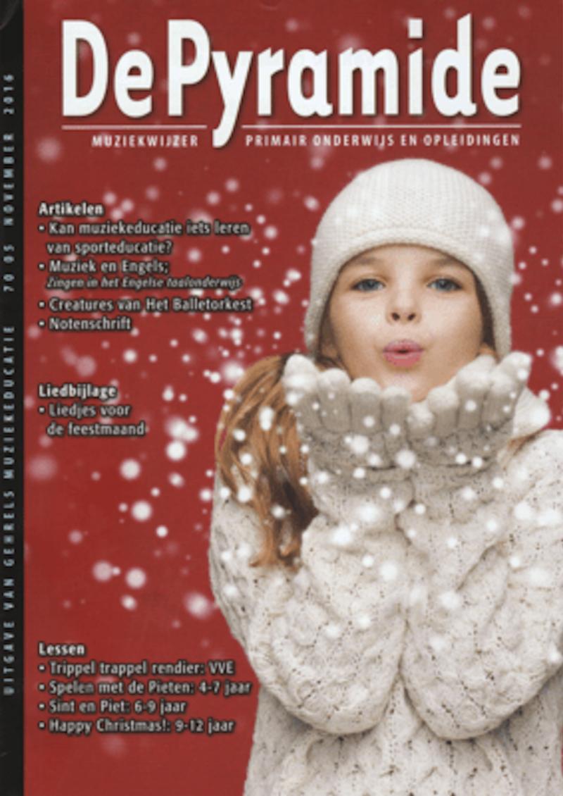 Cover De Pyramide november 2016
