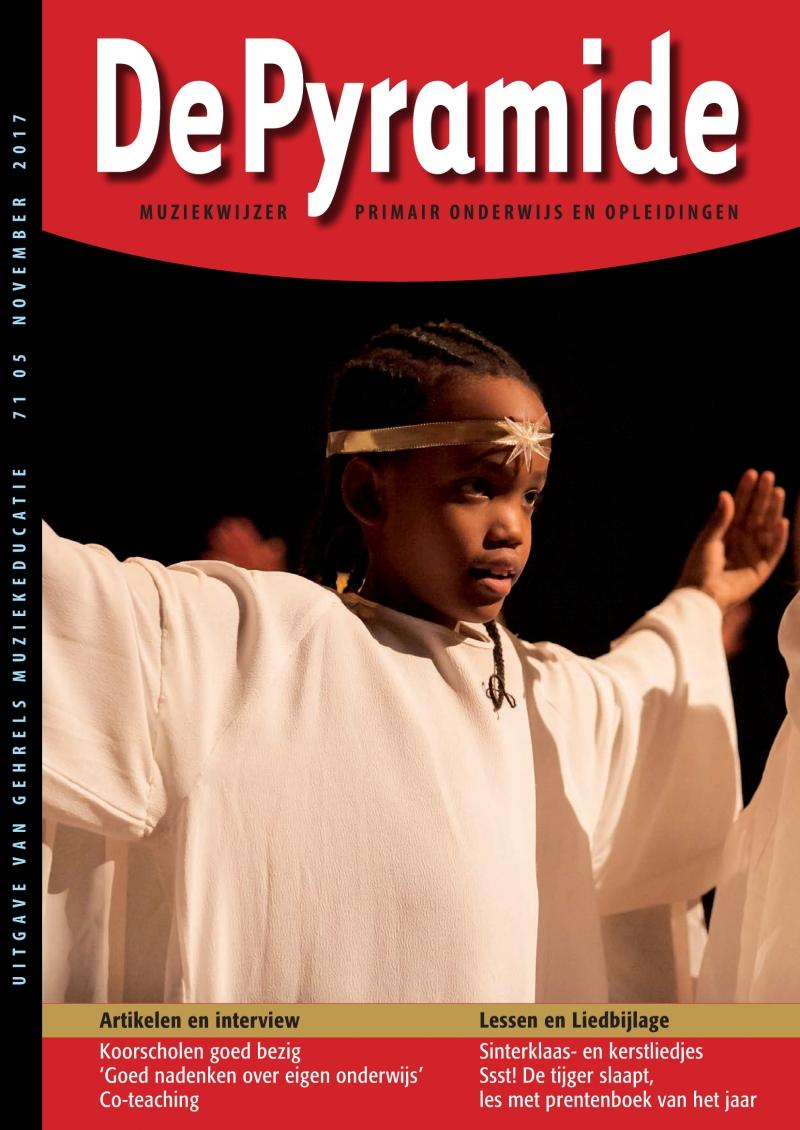 Cover De Pyramide november 2017