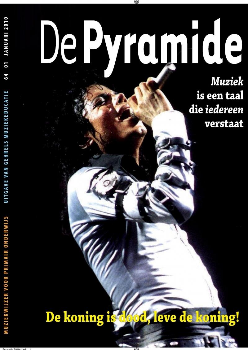 cover van De Pyramide, afl. 64-01, januari 2010