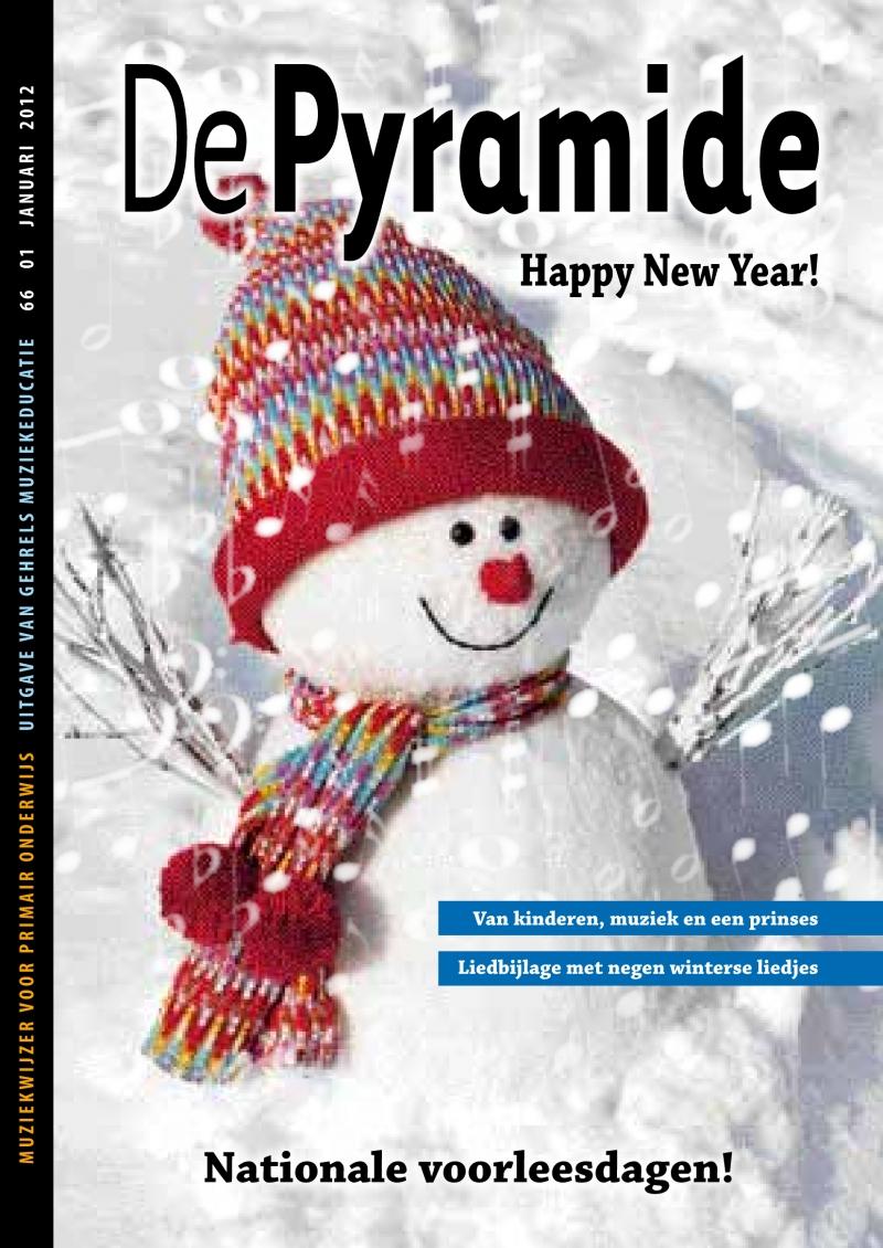 De Pyramide cover 2012 Januari