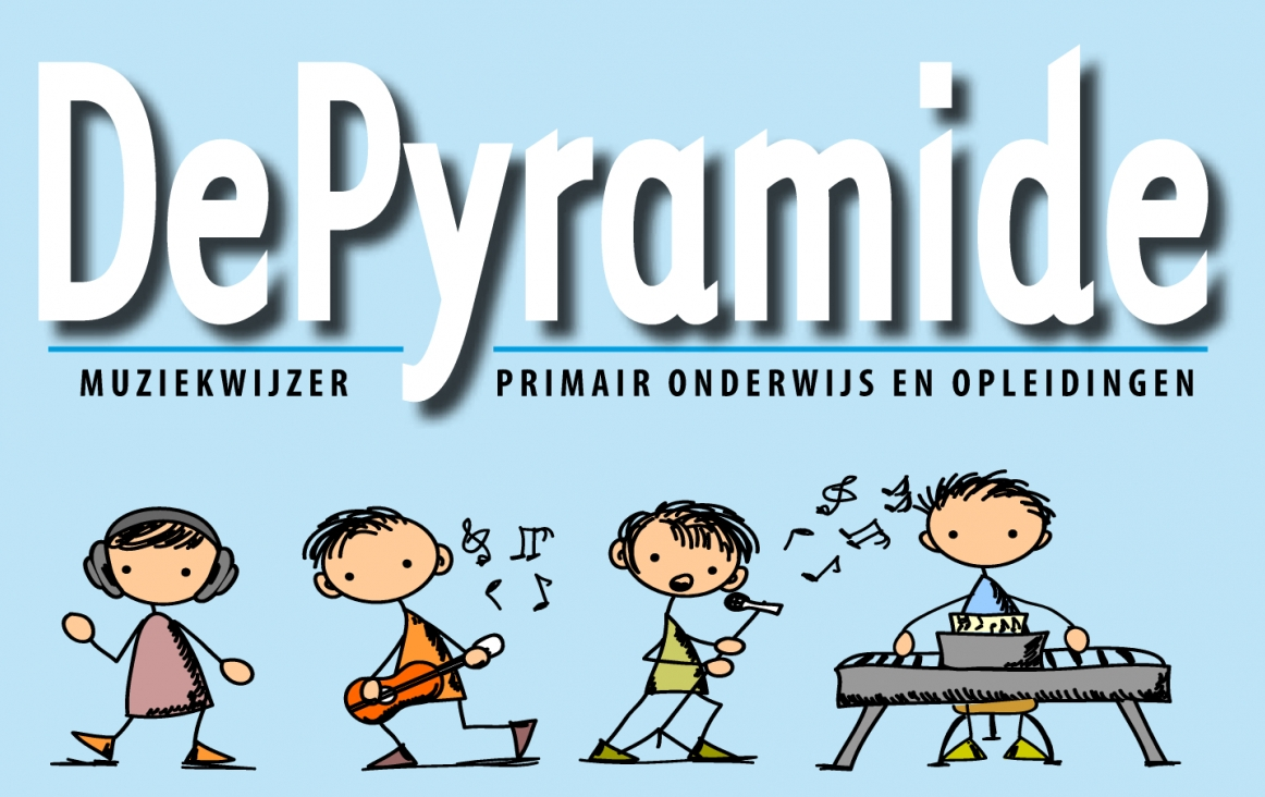 Cover graphic De Pyramide januari 2015