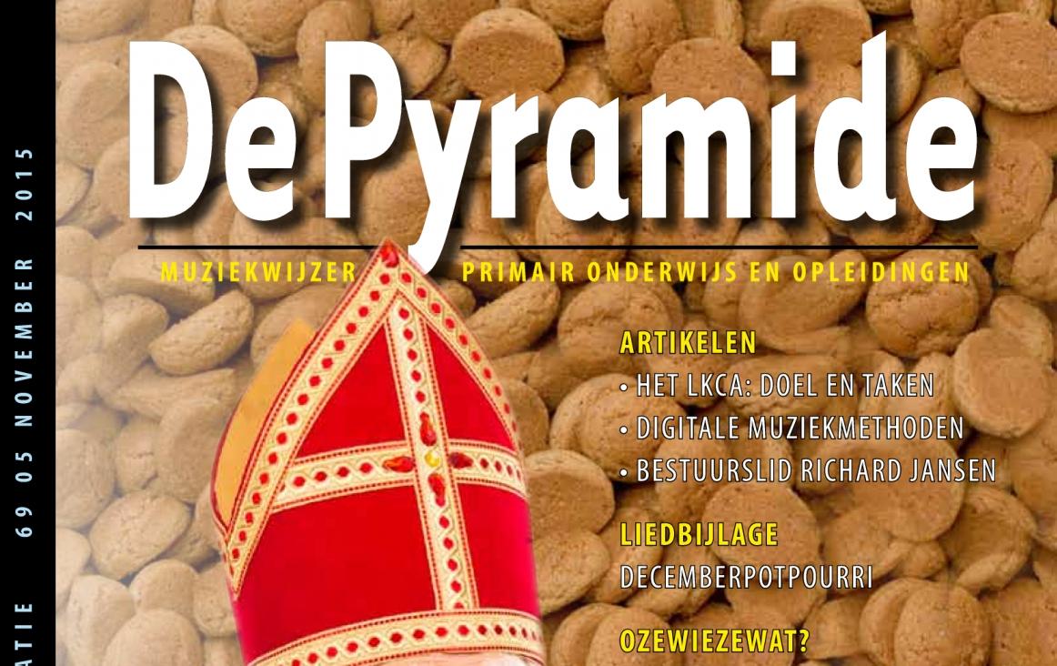 Detail coverfoto De Pyramide november 2015