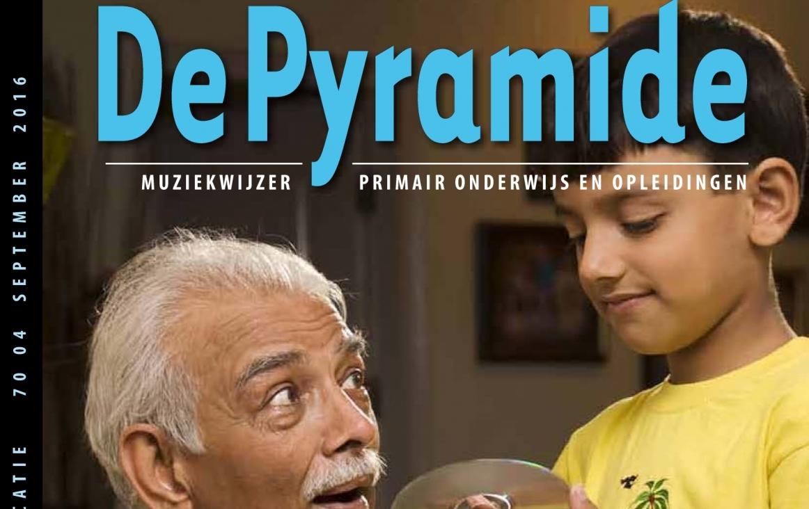 Cover De Pyramide september 2016
