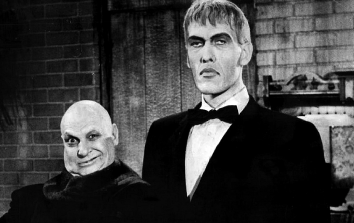 The Addams Family, Uncle Fester en Lurch