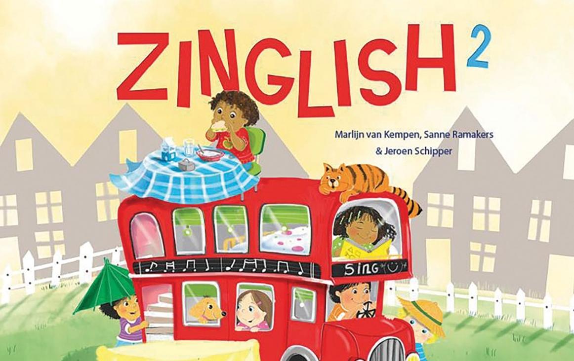 cover (fragment) van Zinglish 2