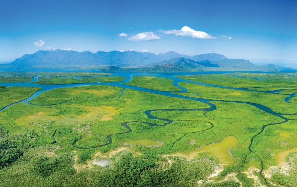 Componeer je eigen rivier. Foto Shutterstock