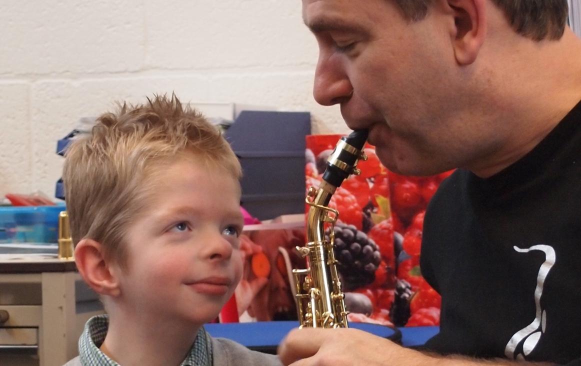 Gehrels Muziekeducatie Foto: Annemarieke Heeren
