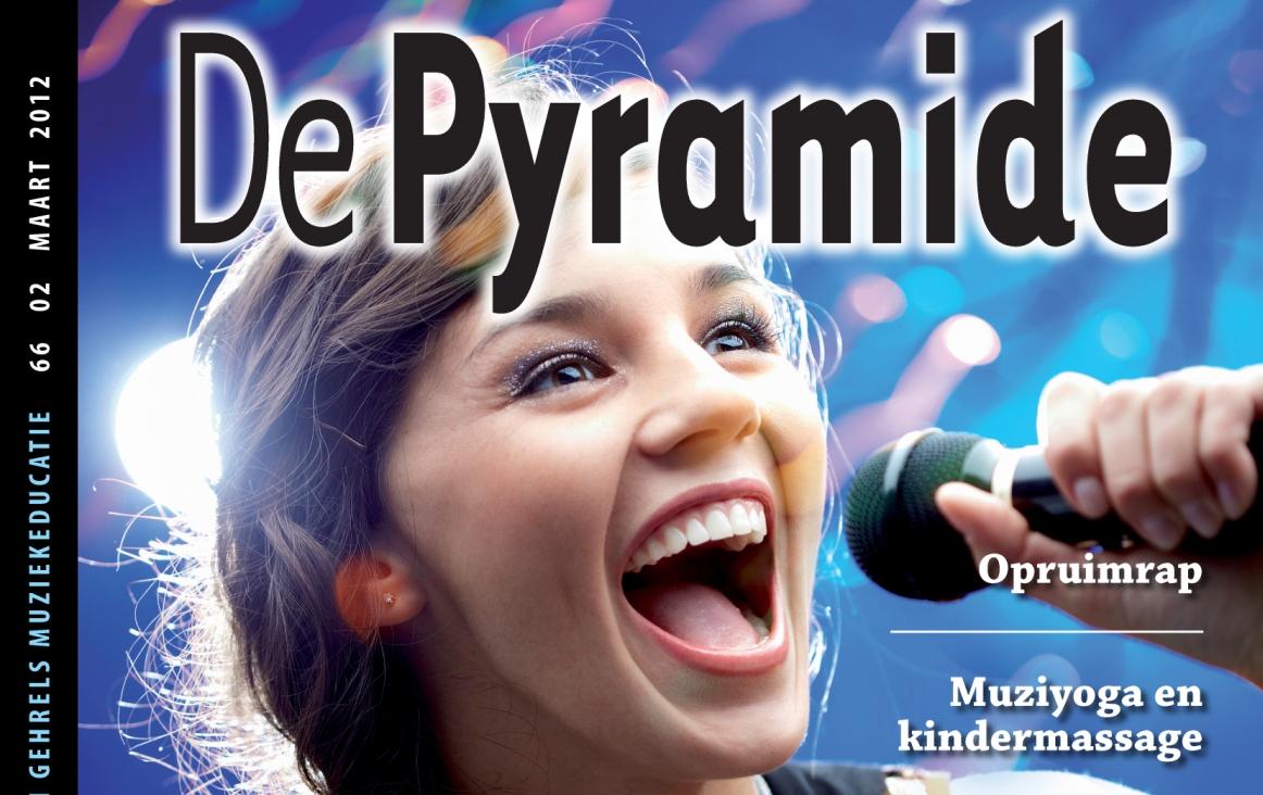 De Pyramide cover maart 2012