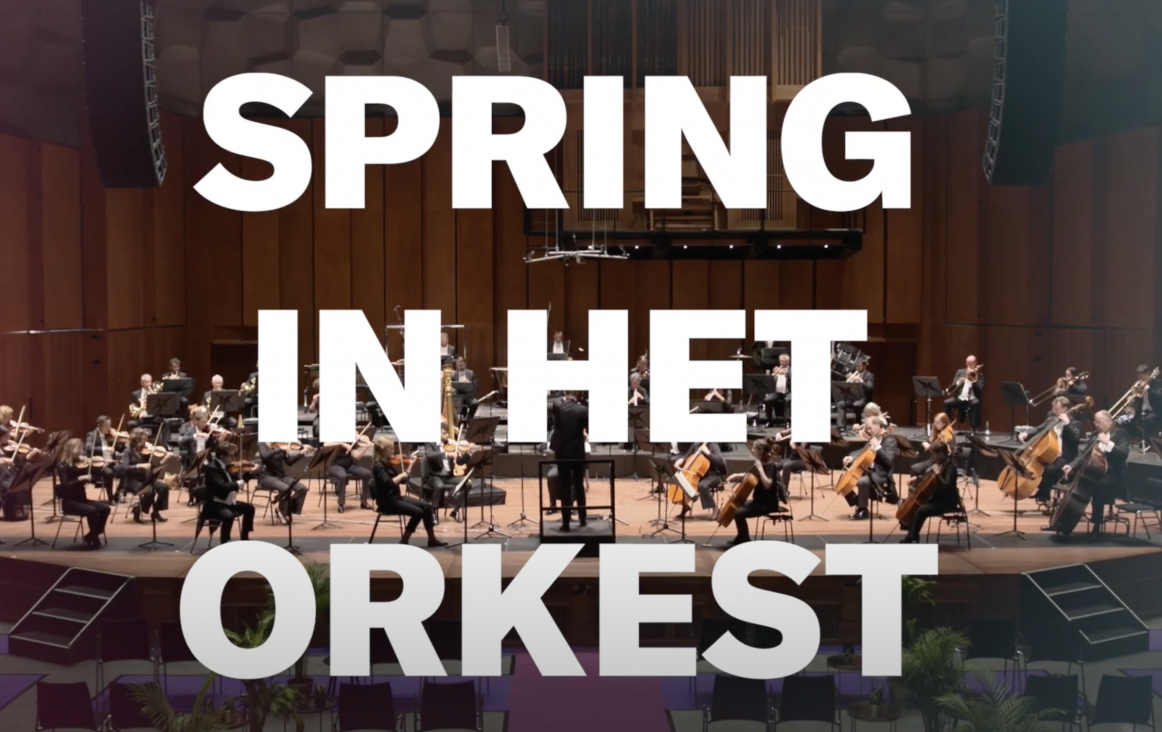 Spring in het orkest NNO