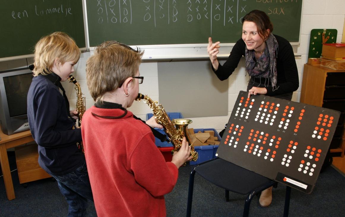 Hein en Annemarieke ontwikkelden een speelsysteem. Foto Annemarieke Heeren.