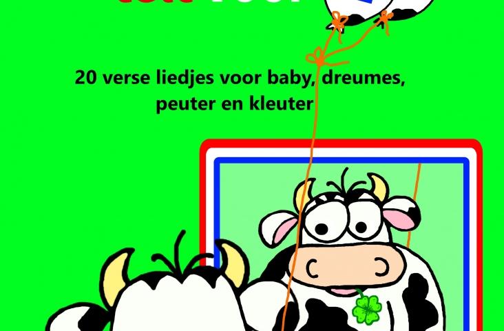 Cover 'Klavertje Koe telt voor 2'
