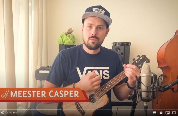 Casper de Haas. Foto eigen collectie