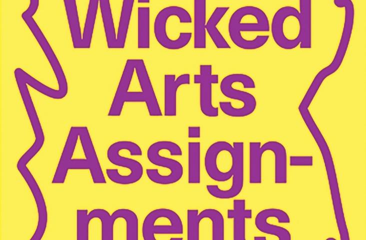 Coverfragment van 'Wicked Arts Assignments'