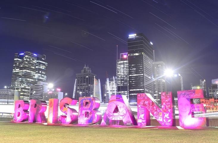 Brisbaine, Australië, locatie ISME World Conference 2022