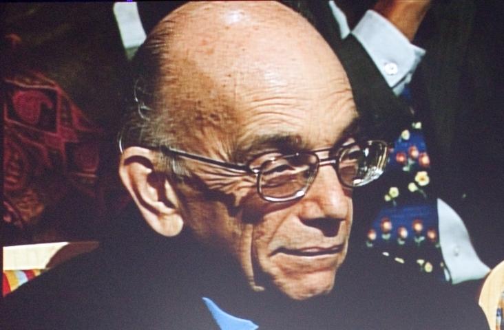 José Antonio Abreu. Foto Wiki Commons Bill Holsinger-Robinson