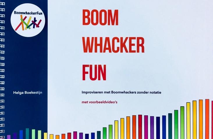 Boekomslag Boomwhacker fun