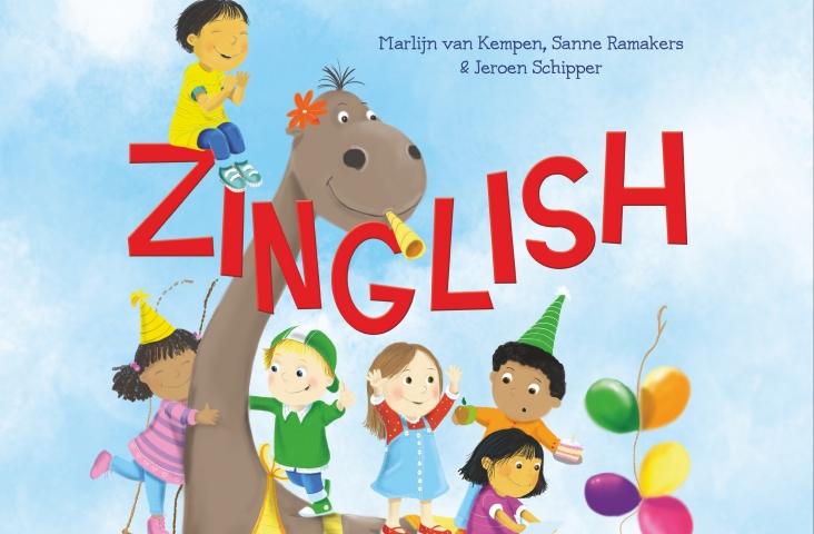 Zinglish boekomslag